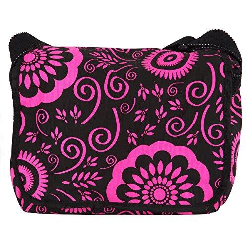 Unisign Bolso Bag Messenger para Mediano mujer bandolera HPwaqRH