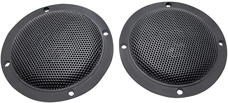 Audio Shark - Altavoces de Techo de 2 vías, 160 W, Sistema de Sonido estéreo de Audio, Impermeables, para baño, Sala de SPA, salón, Jacuzzi, jardín, Patio, Coche: Amazon.es: Electrónica