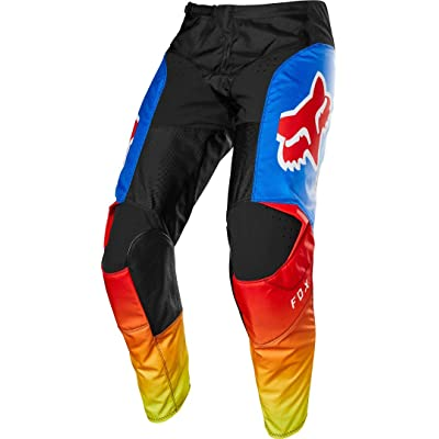 2020 Fox Racing 180 Fyce Pants-Blue/Red-32: Automotive