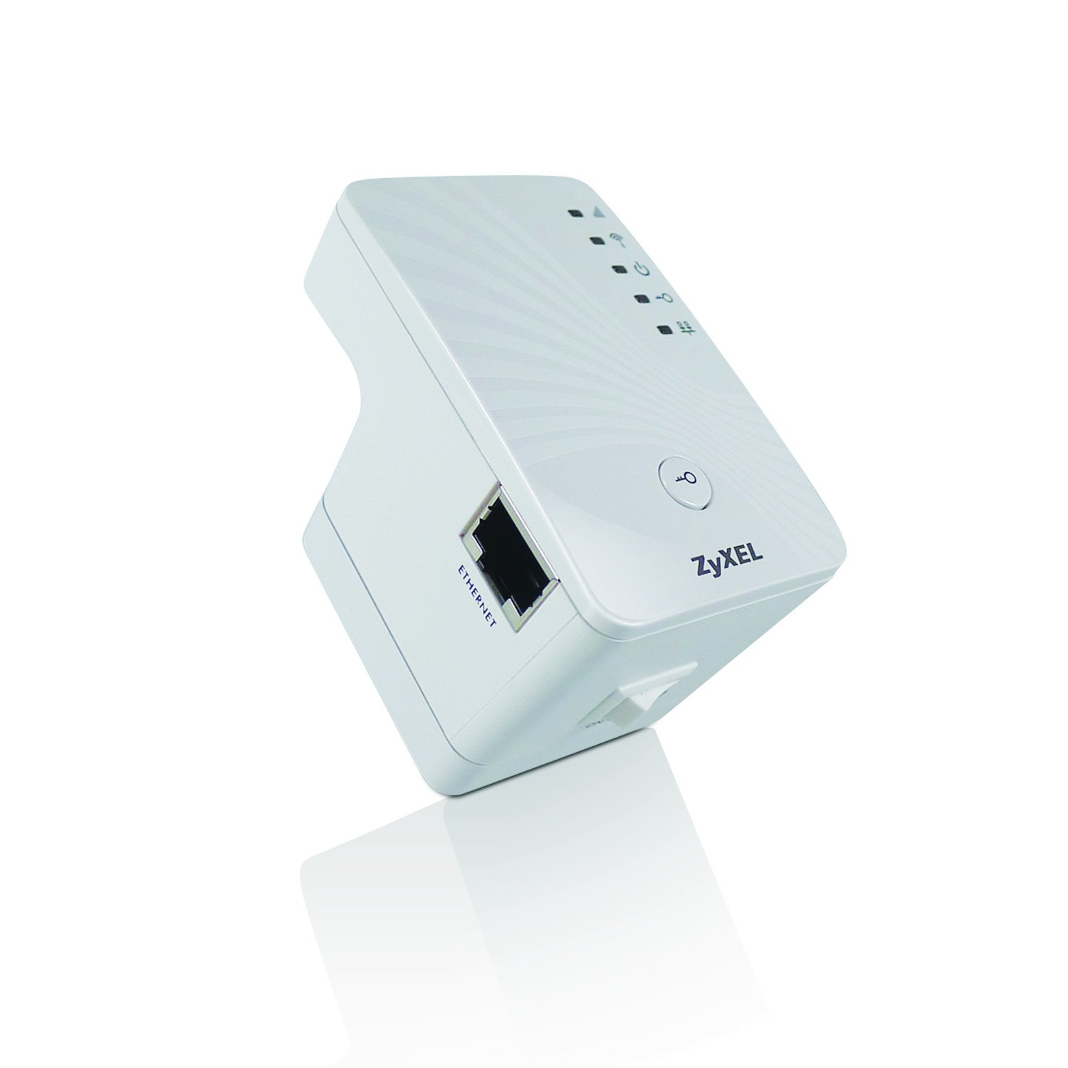 ZyXEL Wireless N Plug & Play 300Mbps Range Extender (WRE2205 Version 2) by ZyXEL