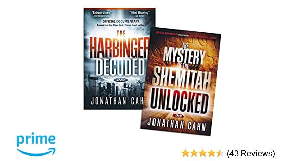 Amazon jonathan cahn dvd set the harbinger decoded the amazon jonathan cahn dvd set the harbinger decoded the mystery of the shemitah unlocked movies tv malvernweather Image collections