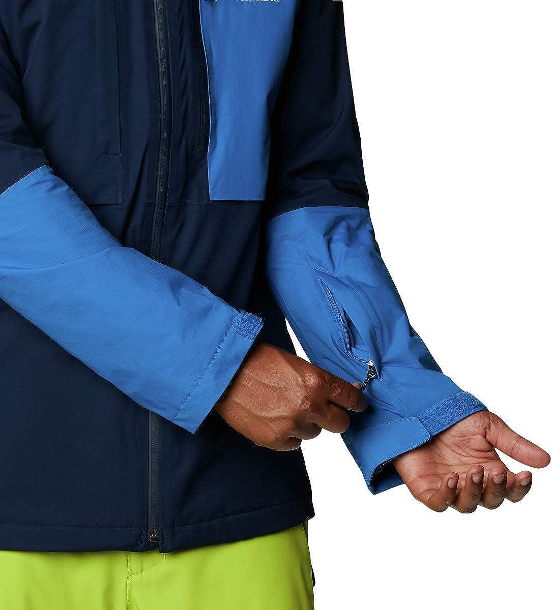 Columbia Mens Banked Run Jacket