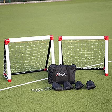 Precision Training Hinchable Entrenamiento Fútbol Gol SET DE ...