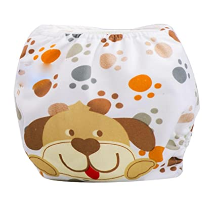 Sannysis® Bebé Pañales Lavables Pañal Reutilizable Insertos (E)