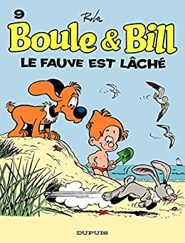 boule et bill tome 9 le fauve est l ch french edition kindle edition by roba humor. Black Bedroom Furniture Sets. Home Design Ideas