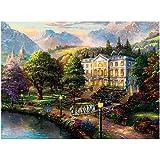 """The Sound of Music Thomas Kinkade Movie Classic 1000 Piece Jigsaw Puzzle, 27"""" X 20"""""""