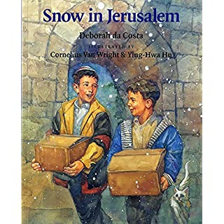 Snow in Jerusalem (Albert Whitman Prairie Books (Paperback))