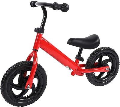 Tihebeyan Bicicleta para niños, Bicicleta sin Pedales Bicicleta de ...