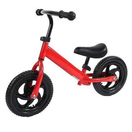Zer one Bicicletas para Caminar, niños de Servicio Pesado Dos Ruedas sin Pedal Pedaleador de