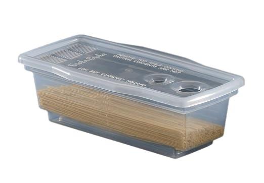 Fasta para cocinar Pasta al microondas biphenol-Free: Amazon.es: Hogar