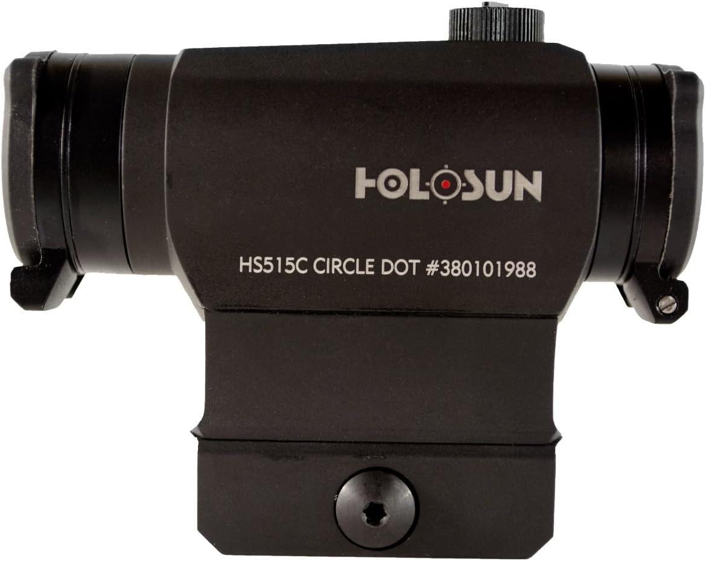 HOLOSUN HS515C Paralow Circle Dot Sight