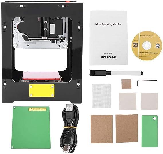 Jadpes Grabadora láser Impresora Ima, Plotter de Corte, Impresora ...