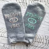 IVF Socks, Fertility Socks, TTC Socks, ivf egg Retrieval, ivf egg transfer, motivational ivf socks, ivf gift, positive vibes, pupo