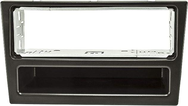 tomzz Audio 2439 – 156 Radio Bandeja de metal para Opel Corsa C ...
