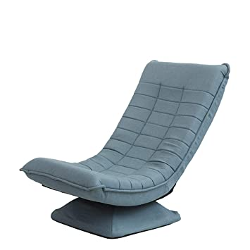Amazon.com: Silla Lunar Ocio sofá perezoso plegable lavable ...