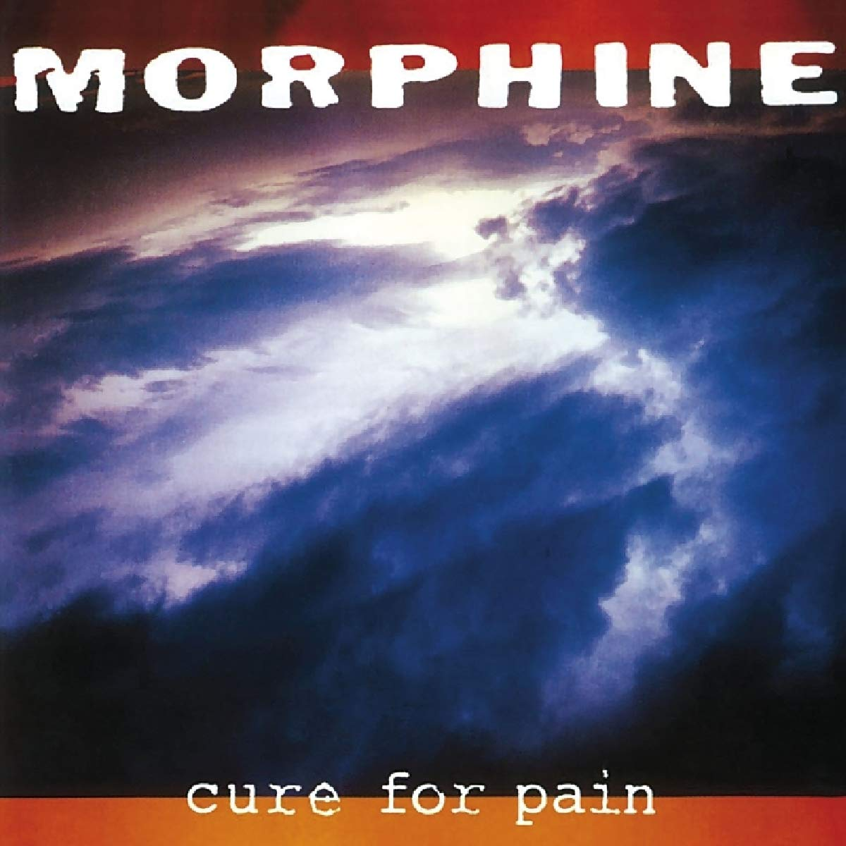CD : Morphine - Cure For Pain (Holland - Import)