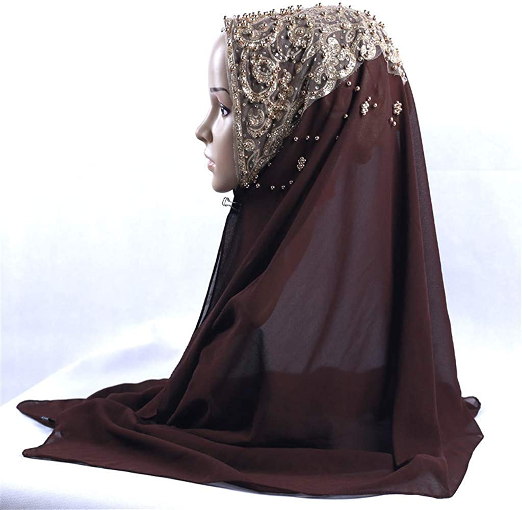 New Shiny Shimmer Glitter Sparkly Scarf Hijab  Shawl Wedding Party //Neck Scarf