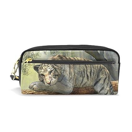 Ahomy Tiger Animal Jungle Rainforest Exotic World Estuches ...