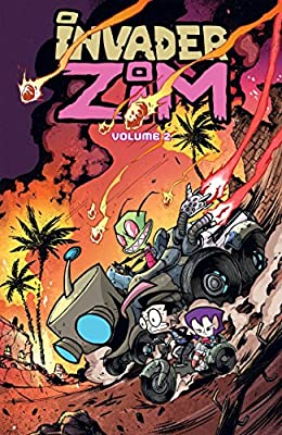 Invader Zim Volume 2: Amazon.es: K C Green, Eric Trueheart ...
