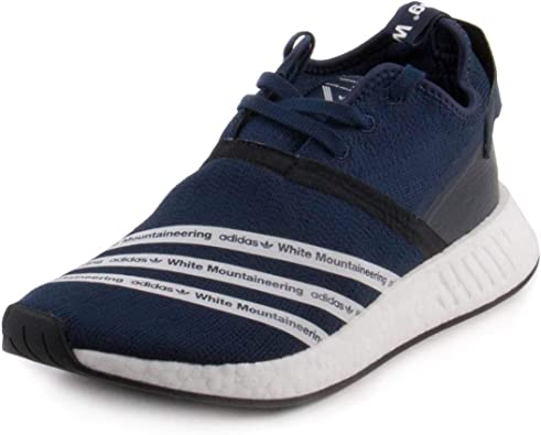 Materialismo Martin Luther King Junior mitología  Amazon.com | adidas Men's WM NMD R2 PK Conavy/White BB3072 | Running