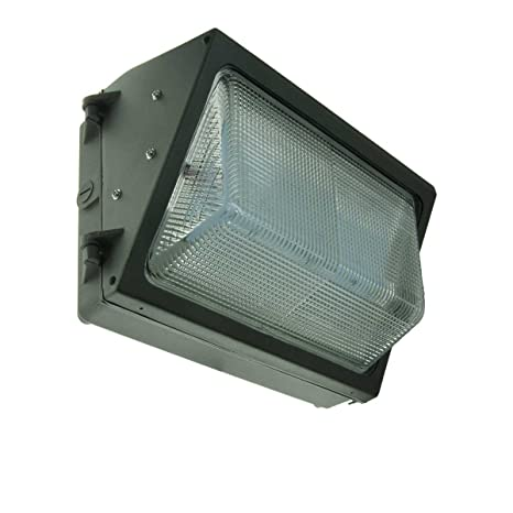 38e8c6b578555 120-277V Forward throw LED wall pack light 40 watts 4843 lumens DLC and ETL  with 5 Year Warranty. LED wall pack for outdoor wall and area lighting.