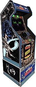 Arcade1Up Star Wars Home Arcade Cabinet with Custom Riser