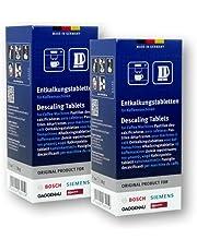 Bosch - Pastillas de descalcificación para cafetera y hervidor (2 paquetes con 6 pastillas cada