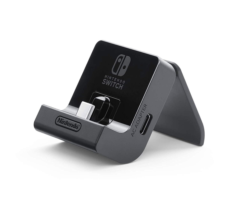 Nintendo Switch - Consola Color Gris + Soporte ajustable de ...