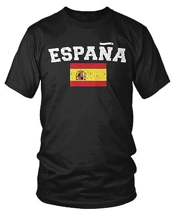 140bfcaa09 Amazon.com  Amdesco Men s Espana Flag