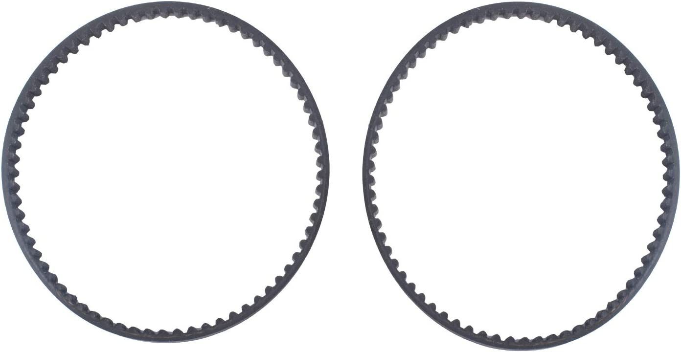 Poweka NV356E Replacement Belt for Shark Navigator Lift-Away Prro Vacuum Model NV355, NV356, NV356K, NV357