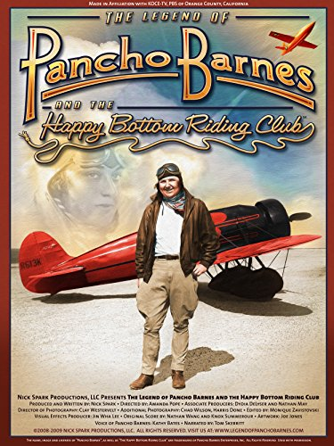 Right Club - The Legend of Pancho Barnes and the Happy Bottom Riding Club