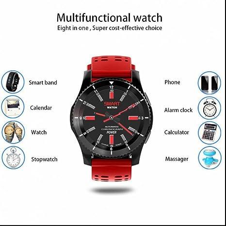 Reloj inteligente Bluetooth Relojes de pulsera de deporte,Sensor ...