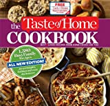 img - for The Taste of Home Cookbook, 4th Edition: 1,380 Busy Family Recipes for Weeknights, Holidays and Everyday Between, All New Edition! book / textbook / text book