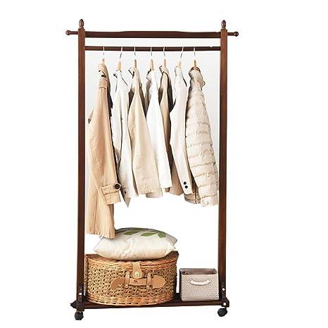 Amazon.com: ZHIRONG - Percha multifunción para colgar ropa ...