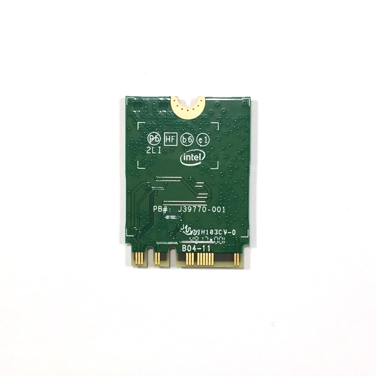 Intel Wireless-Ac 9260, 2230, 2X2 Ac+Bt, Gigabit, No Vpro by Intel