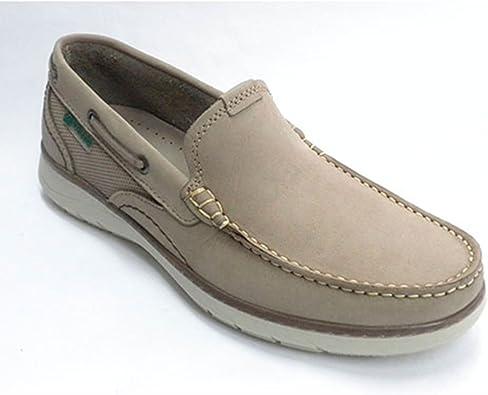 Zapato Hombre Tipo mocasín de Sport Pitillos en Taupe