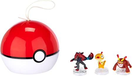 "/""Scraggy/"" MICRO Christmas Ornament Pokemon"