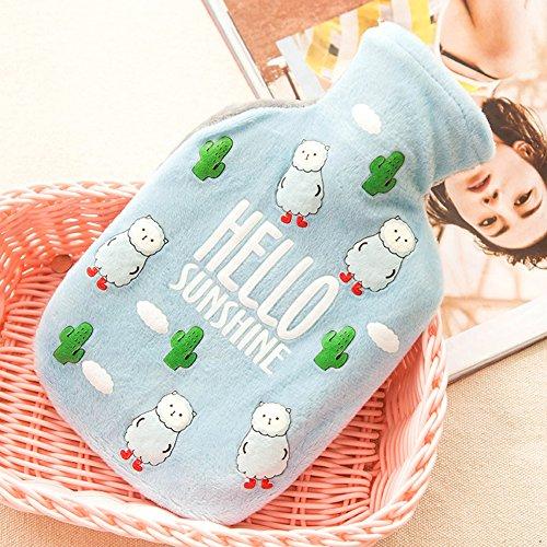 hot water bottle wool - 6