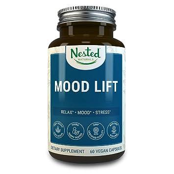 Amazon.com: MOOD LIFT - suplementos de relajación, estrés y ...