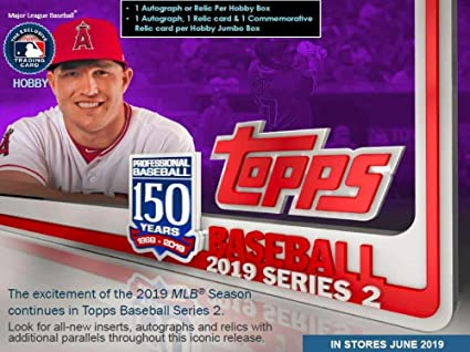 2019 TOPPS SERIES 2 150 YEAR GOLD STAMP YOU PICK /& COMPLETE YOUR SET PACK FRESH