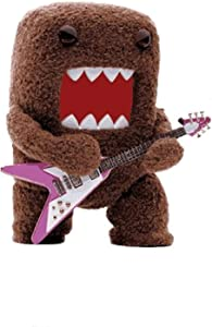 Animewild Domo Rockstar Flying V-Guitar Sticker