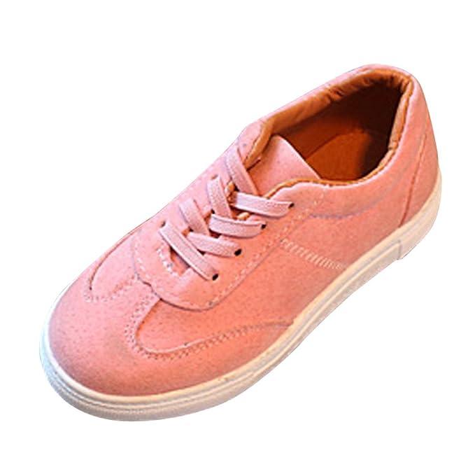 YanHoo Zapatos para niños Entrenadores Zapatillas de Deporte ...