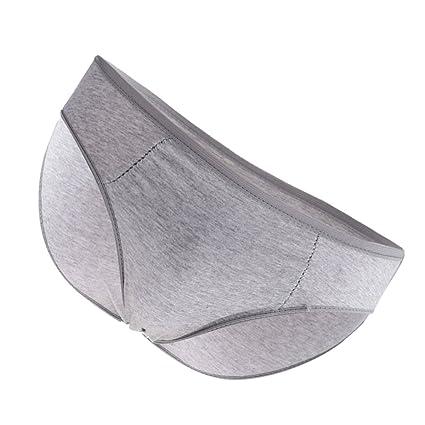 Baoblaze 1 pieza de Ropa Interior Desechables para Hombres cómodo Suave SPA Viaje - gris XXL