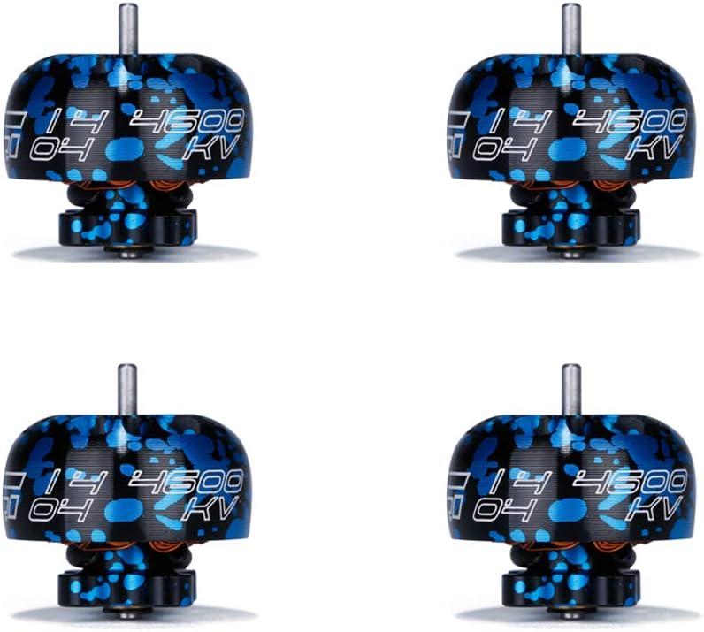 iFlight Motor XING X1404 4600KV Motors 2-4s Unibell for Toothpick Ultralight Build (Pack of 4)