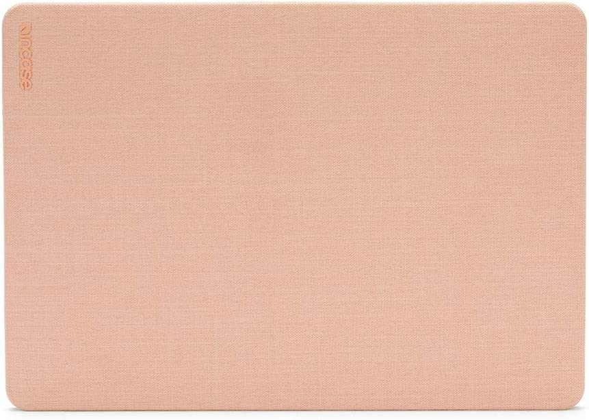 Incase Textured Hardshell in Woolenex for 13-inch MacBook Air w/Retina 2020 - Blush Pink