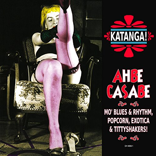 Katanga Ahbe Casabe: Exotic Blues & (Exotic Vinyl)
