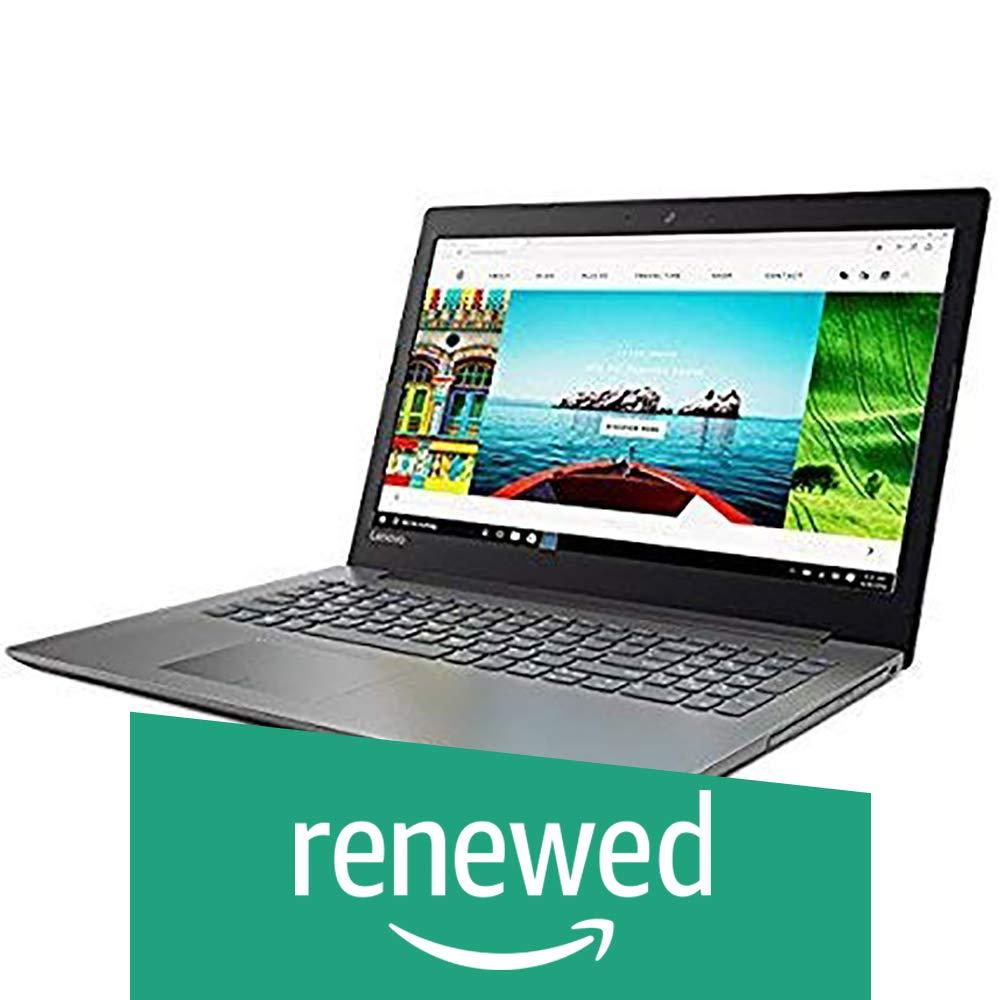 (Renewed) Lenovo Ideapad 320 15IAP 15.6-Inch Laptop (Pentium