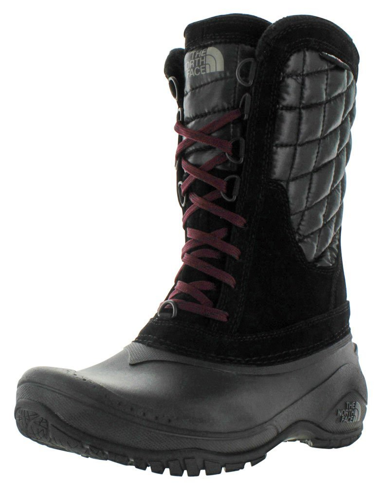 The North Face Womens 6 Thermoball Utility Mid B0195K64UA 6 Womens B(M) US|Tnf Black/Deep Garnet Red 7c9e55