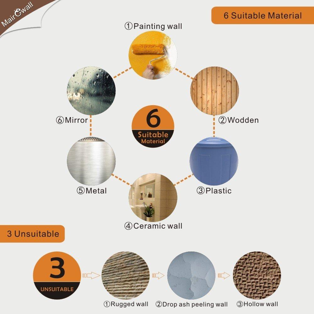 Vinyle Mairgwall comptage Mouton Vinyle autocollant mural chambre Chambre denfant b/éb/é Personnalis/é 19 h x64 w