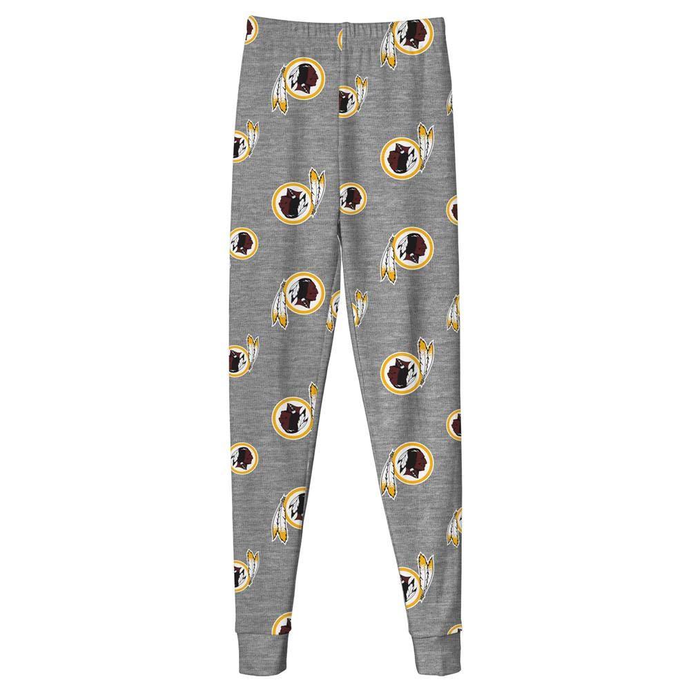eddbd88c87b04b Amazon.com : Outerstuff Toddler Washington Redskins Pajama Set Boys Sleepwear  Set (2T) : Clothing